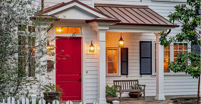 Exterior High Quality Painting Bradenton Door painting in Bradenton